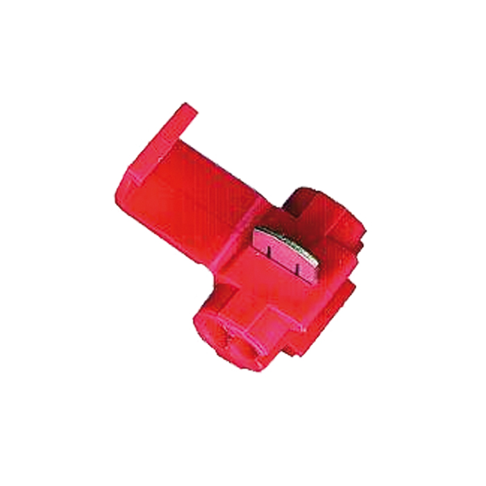 Abzweigverbinder | VPE 100 STCK | Rot | 0,5-1 mm |