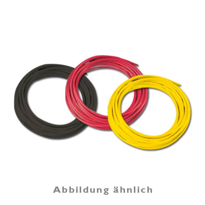 Elektrokabel Ø=0,75 mm², 5 Meter, rot, ausgelegt bis 10A/120W