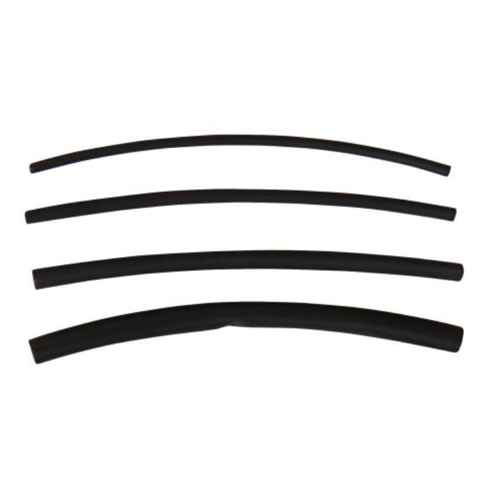 Schrumpfschlauch-Set | 4-teilig | + Innenkleber | L: 1200 mm | je 1 x  Ø 3,2 / 6,4 / 12,7 / 25,4 mm