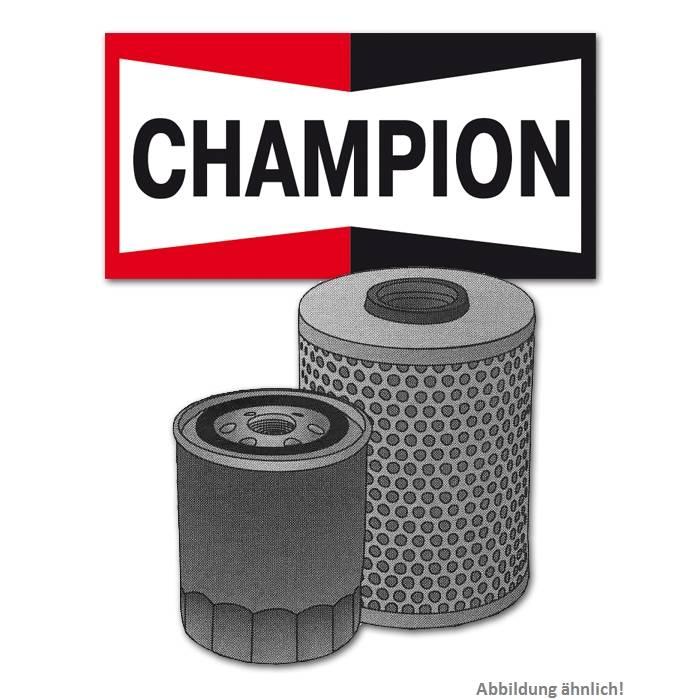 Ölfilter Champion X323 / COF033 = X307 + Dichtung* (Alternative Hiflo 430133)