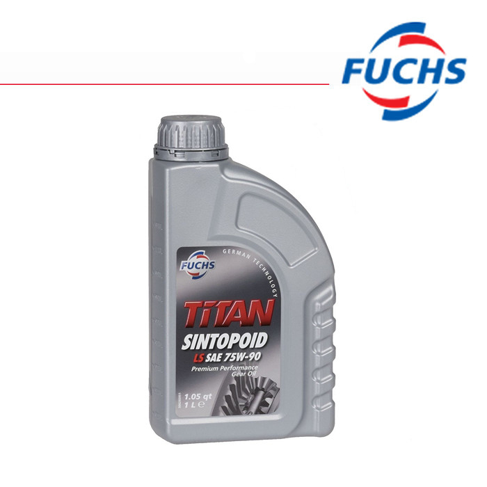 Getriebeöl Titan Sintopoid LS SAE 75W-90, 1 Liter, Vollsynthese *** API GL-5 ***