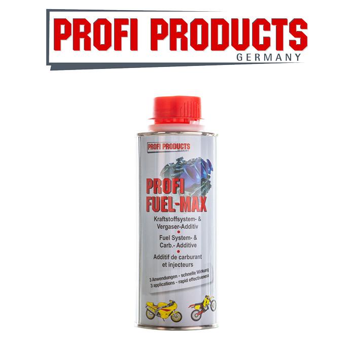 Profi Fuel Max, 270ml, Vergaserreiniger, *** ausreichend für 3 Anwendungen ***