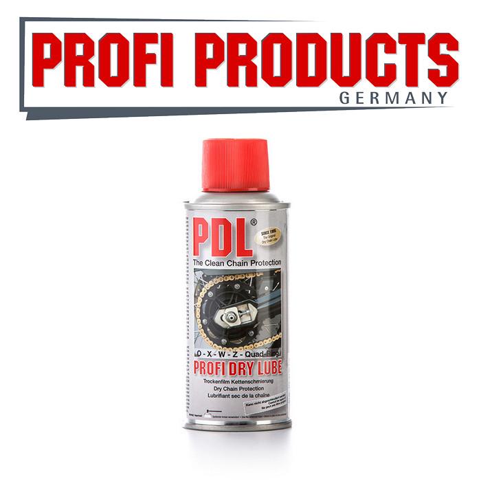 Profi Dry Lube PDL®, 150ml Tourendose, *** Trockenfilm Kettenschmierung ***