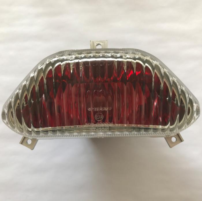 Klarglasrücklicht Suzuki GSF600/1200, Bj. 95-00, E-geprüft