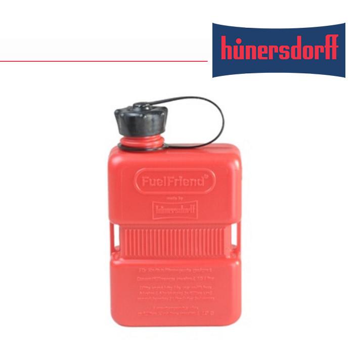 Kraftstoff-Kanister FuelFriend Plus 1L HD-PE, rot,