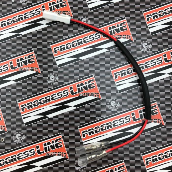 Adapterkabel KZB | Ducati/HUSQVARNA 701 Vitpilen | Stck | Stecker 02T-JWPF-VSLE-S | weiblich