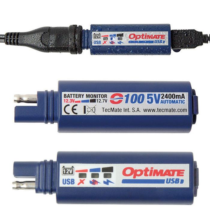 USB-Schnell-Ladegerät (SAE-100), 5V 2400mA