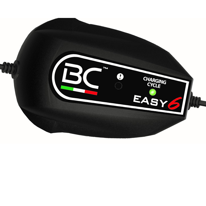 Batterieladegerät BC Easy6, (12 Volt), Ladestrom: 0,9A / Batteriekapazität 1,2-45AH