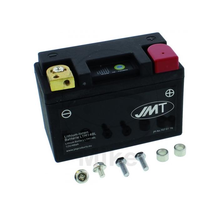 JMT Batterie LTM14BL, LITHIUM-IONEN, (4Ah) L 134 x B 65 x H 92 mm