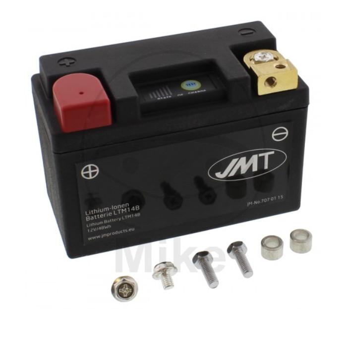 JMT Batterie LTM14B, LITHIUM-IONEN, (4Ah) L 134 x B 65 x H 92 mm
