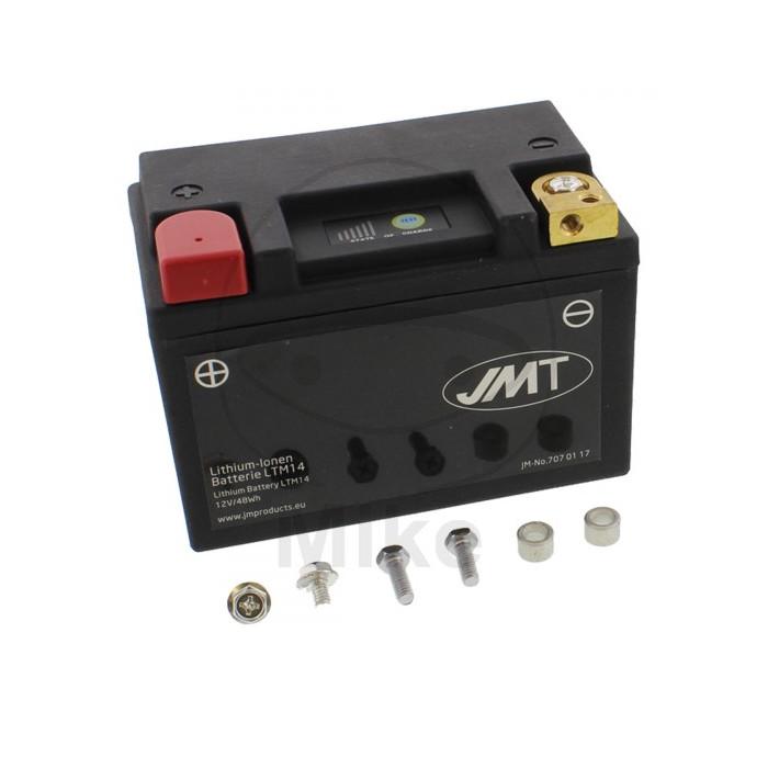 JMT Batterie LTM14, LITHIUM-IONEN, (4Ah) L 150 x B 87 x H 105 mm