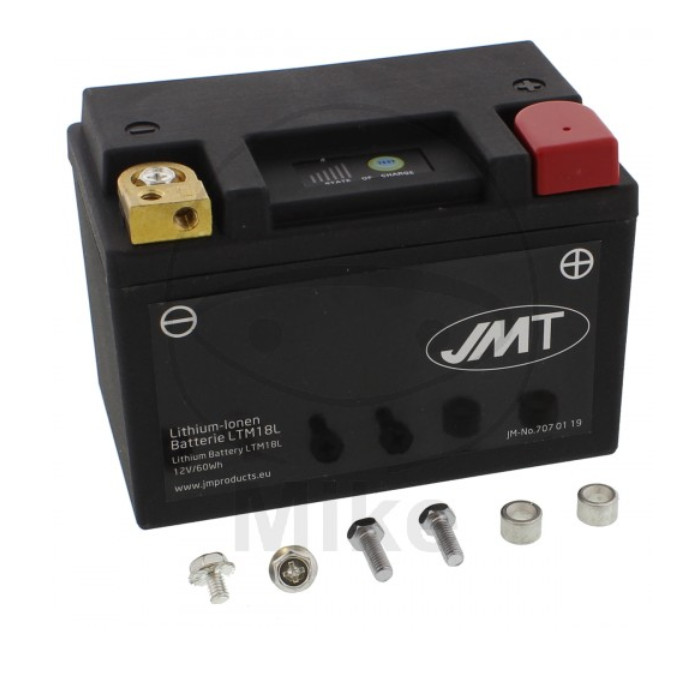 JMT Batterie LTM18L, LITHIUM-IONEN, (5Ah) L 150 x B 87 x H 105 mm
