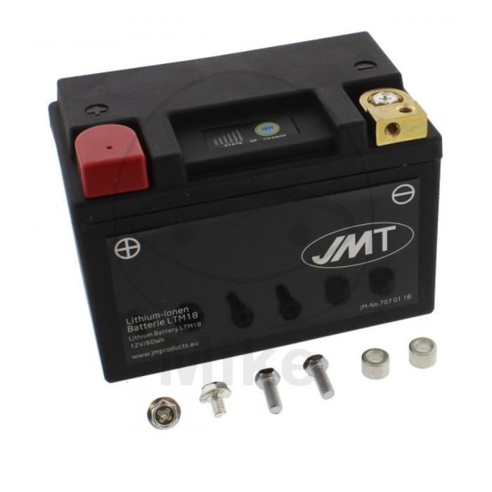 JMT Batterie LTM18, LITHIUM-IONEN, (5Ah) L 150 x B 87 x H 105 mm