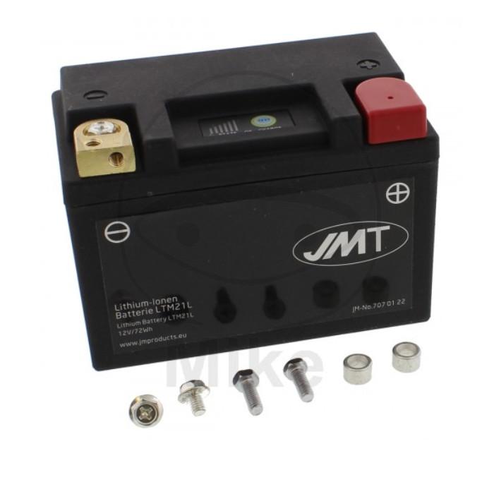 JMT Batterie LTM21L, LITHIUM-IONEN, (6Ah) L 150 x B 87 x H 105 mm