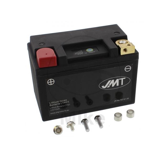 JMT Batterie LTM21, LITHIUM-IONEN, (6Ah) L 150 x B 87 x H 105 mm
