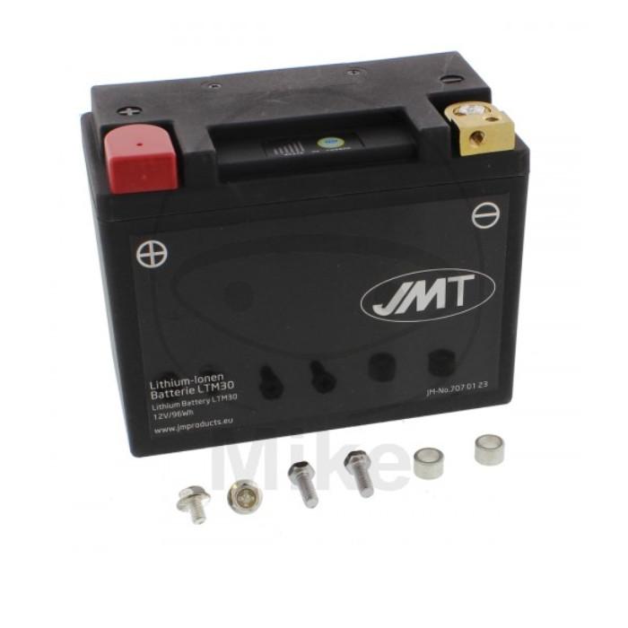 JMT Batterie LTM30, LITHIUM-IONEN, (8Ah) L 165 x B 87 x H 130 mm