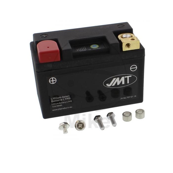 JMT Batterie LTM9, LITHIUM-IONEN, (3Ah) L 134 x B 65 x H 92 mm