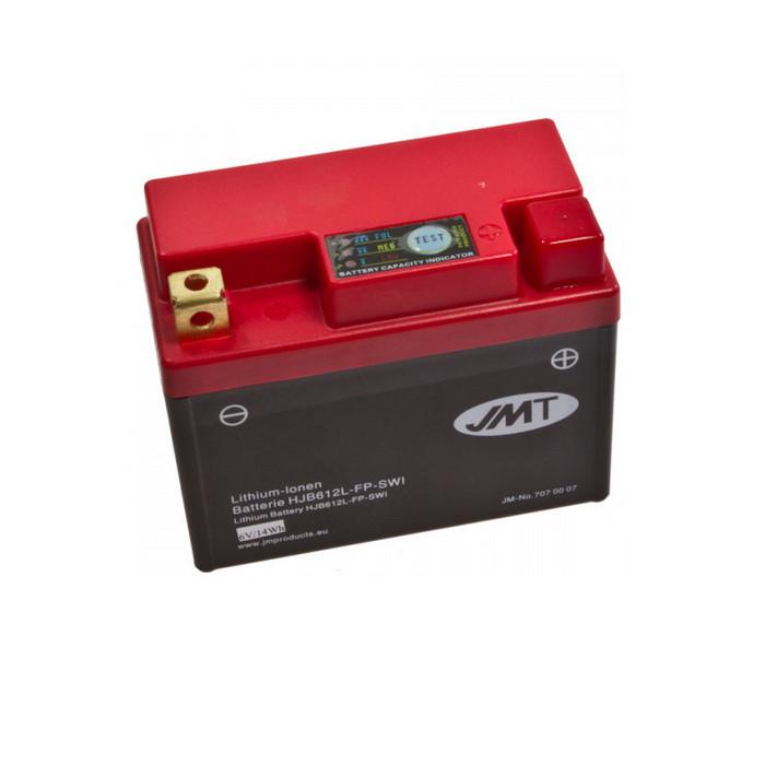 Batterie HJB612L-FP, 6 Volt, LITHIUM-IONEN, ( LI 2,33AH) L 107 x B 56 x H 85 mm