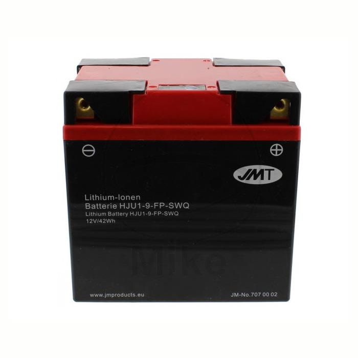Batterie HJU1-9-FP, LITHIUM-IONEN, (3,5Ah) L 166 x B 123 x H 163mm