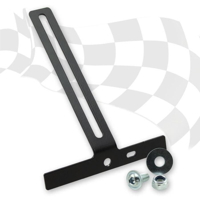 T-Halter zur Montage von Reflektoren Slim/Stripe/ Line, 100 x 13mm, für 044121/122/137/138/147/148