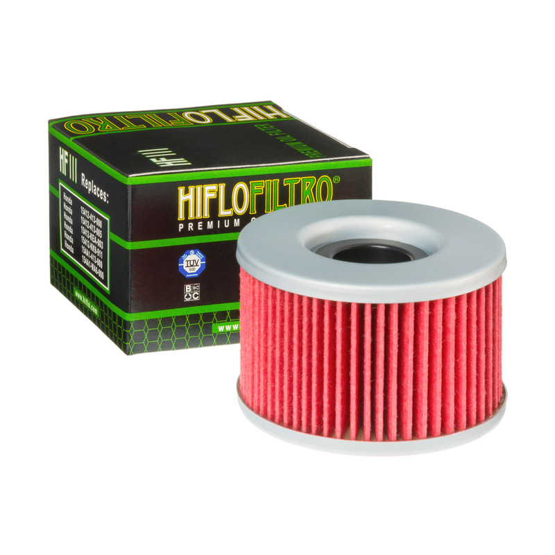Hiflo Ölfilter HF111 (Alternative Champion 089304)