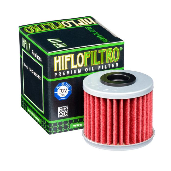 Hiflo Ölfilter HF117