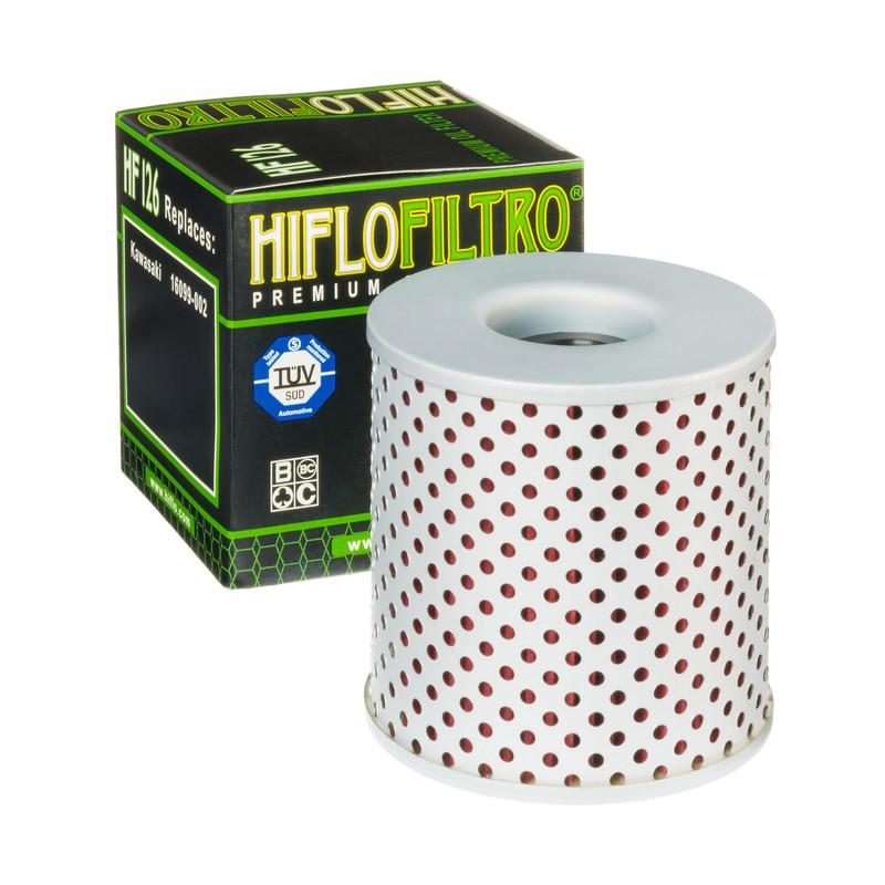 Hiflo Ölfilter HF126 (alternative Champion 089314)