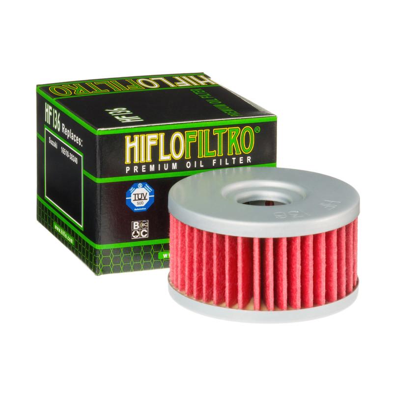 Hiflo Ölfilter HF136 (Alternative Champion 089319)