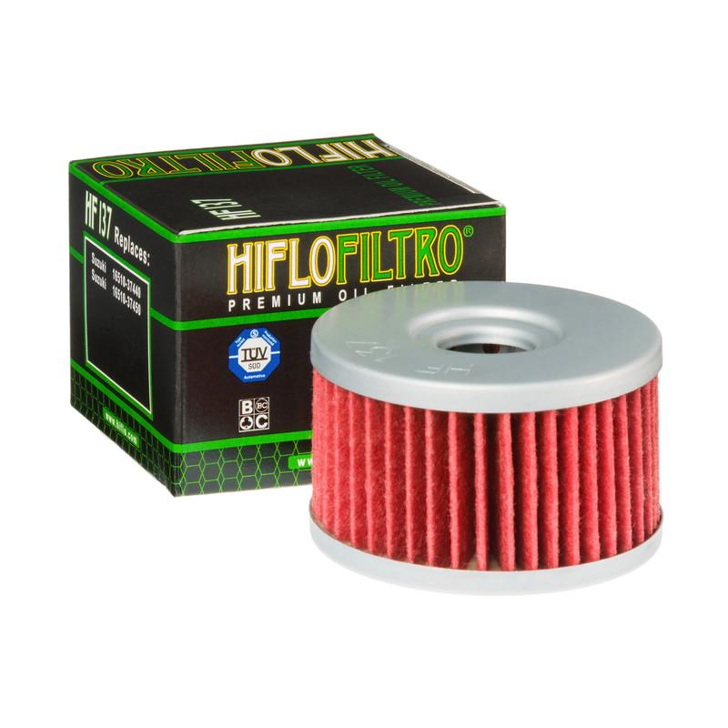 Hiflo Ölfilter HF137 (Alternative Champion 089308)