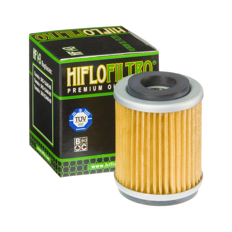 Hiflo Ölfilter HF143 (alternative Champion 089313)