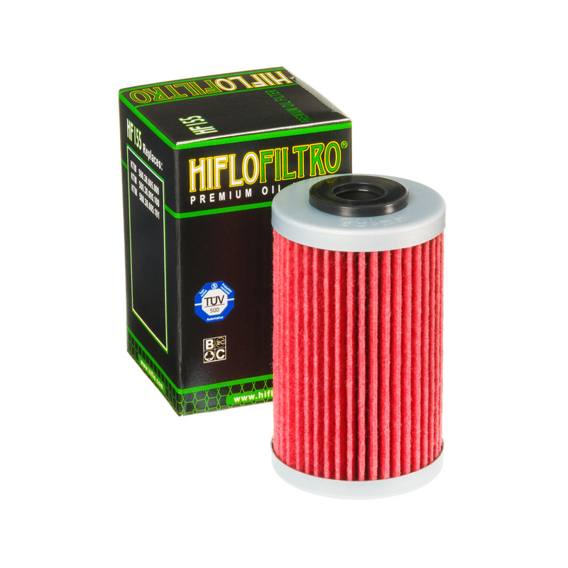 Hiflo Ölfilter HF155 (alternative Champion 089320)