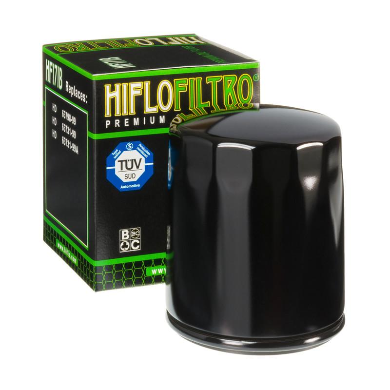 Hiflo Ölfilter HF171C Chrom