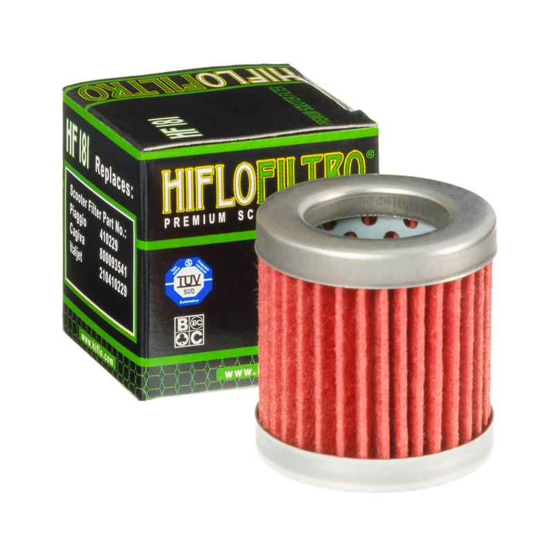 Hiflo Ölfilter HF181 (alternative Champion 089330)