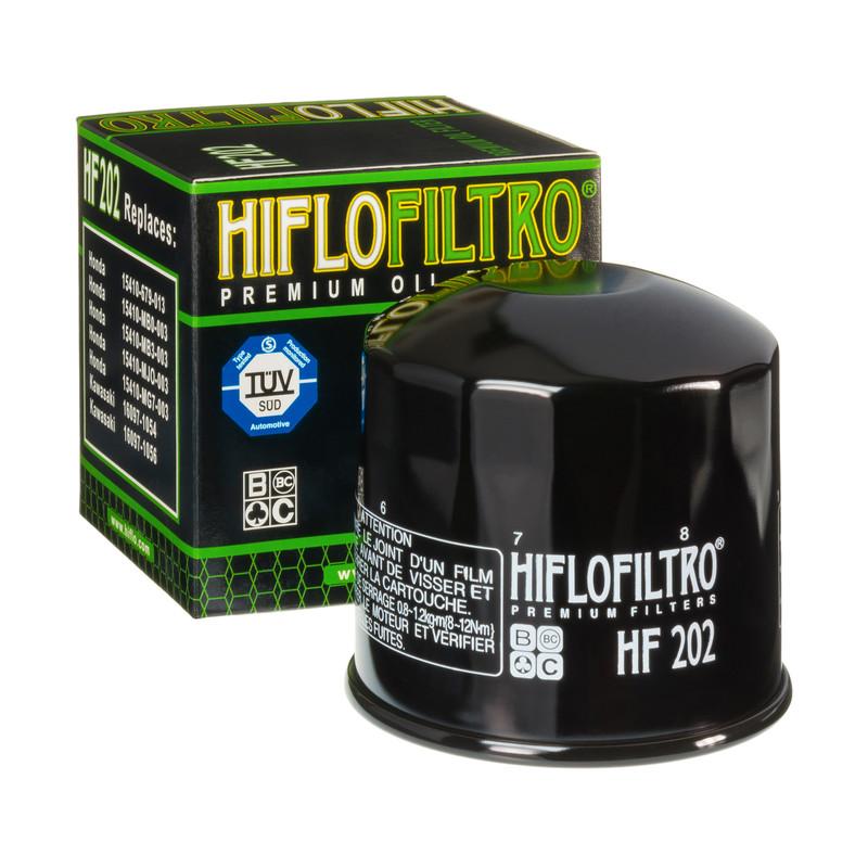 Hiflo Ölfilter HF202