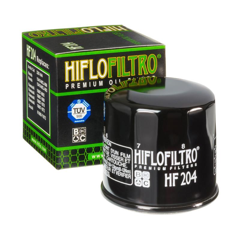 Hiflo Ölfilter HF204C Chrom
