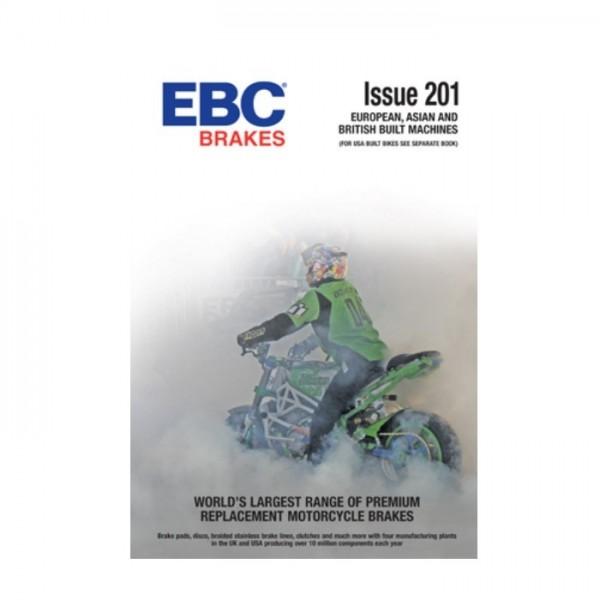 EBC - Katalog 2018