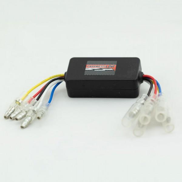 Tagfahrlicht-Kontroll-Box |  12V DC | Stck | Maße: L 43 x B 22 x H 11 mm