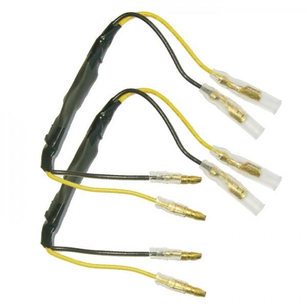 Adapterkabel | Widerstand 27 Ohm / 5W | für LED-Blinker, ausgleich bis zu 5W