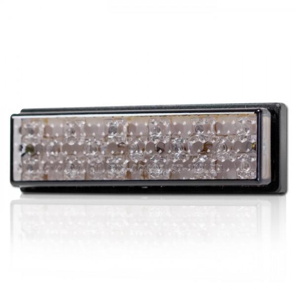 LED-Rücklicht Superflat II, selbsklebend, getönt, Maße: B 95 x H 10,5 x T 25 mm, E-geprüft